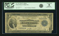 Fr. 723 $1 1918 Federal Reserve Bank Note PCGS Very Good 08 Apparent