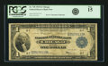 Fr. 728 $1 1918 Federal Reserve Bank Note PCGS Fine 15