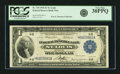 Fr. 730 $1 1918 Federal Reserve Bank Note PCGS Very Fine 30PPQ