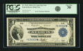 Fr. 731* $1 1918 Federal Reserve Bank Note PCGS Very Fine 30