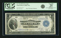 Fr. 733 $1 1918 Federal Reserve Bank Note PCGS Very Fine 25 Apparent