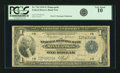 Fr. 734 $1 1918 Federal Reserve Bank Note PCGS Very Good 10