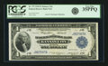 Fr. 737 $1 1918 Federal Reserve Bank Note PCGS Very Fine 35PPQ