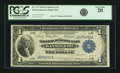 Fr. 737 $1 1918 Federal Reserve Bank Note PCGS Very Fine 20
