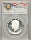 Kennedy Half Dollars, 2014-S 50C Silver, Enhanced Finish, 50th Anniversary Set, FirstStrike, MS70 Prooflike PCGS. PCGS Population (1136). NGC Ce...