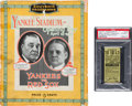 Baseball Collectibles:Others, 1923 Yankee Stadium Grand Opening Ticket Stub & Program....