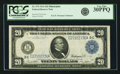 Fr. 975 $20 1914 Federal Reserve Note PCGS Very Fine 30PPQ