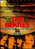 "Movie Posters:Rock and Roll, The Beatles at Shea Stadium/The Beatles' Magical Mystery Tour Combo(Fuji, 1977). First Release Japanese B2 (20"" X 28.5""). R..."