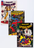 Bronze Age (1970-1979):Superhero, The Amazing Spider-Man Group (Marvel, 1967-78) Condition: AverageFN/VF.... (Total: 24 Comic Books)