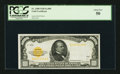 Small Size:Gold Certificates, Fr. 2408 $1,000 1928 Gold Certificate. PCGS About New 50.. ...
