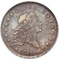 Early Half Dollars, 1795 50C 2 Leaves, O-110, R.3, XF40 PCGS....