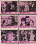 """Movie Posters:Drama, The Children's Hour (United Artists, 1962). Lobby Cards (6) (11"""" X14""""). Drama.. ... (Total: 6 Items)"""