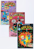 Bronze Age (1970-1979):Cartoon Character, Superichie #1-18 File Copies Group (Harvey, 1975-79) Condition:Average NM-.... (Total: 46 Comic Books)