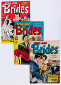 Golden Age (1938-1955):Romance, Teen-Age Brides/True Brides Experiences/True Bride-To-Be RomancesFile Copy Group (Harvey, 1953-57) Condition: Average VF.... (Total:24 Comic Books)