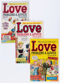 Golden Age (1938-1955):Romance, True Love Problems and Advice Illustrated File Copies Group(Harvey, 1949-58) Condition: Average VF.... (Total: 48 Comic Books)