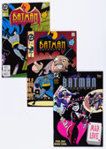 Modern Age (1980-Present):Superhero, Batman Adventures-Related Group (DC, 1992-2001) Condition: AverageNM-.... (Total: 42 Comic Books)