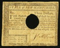 Colonial Notes:New Hampshire, New Hampshire April 29, 1780 $3 Fine-Very Fine, HOC.. ...