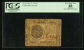 Colonial Notes:Continental Congress Issues, Continental Currency May 9, 1776 $7 PCGS Apparent Extremely Fine40.. ...