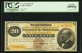 Large Size:Gold Certificates, Fr. 1175a $20 1882 Gold Certificate PCGS Very Fine 35PPQ.. ...