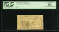Colonial Notes:New Jersey, New Jersey December 31, 1763 18d PCGS Apparent Choice New 63.. ...