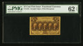 Fractional Currency:First Issue, Fr. 1281 25¢ First Issue PMG Uncirculated 62 EPQ.. ...