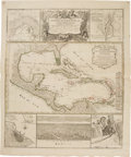 Miscellaneous:Maps, [Map]. Homann Heirs. Mappa Geographica, complectens...