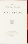 Books:Literature Pre-1900, Lord Byron. The Poetical Works of Lord Byron. OxfordUniversity Press, 1921. ...