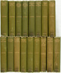 Books:Literature Pre-1900, Harriet Beecher Stowe. The Writings of Harriet Beecher Stowe inSixteen Volumes. Boston and New York: Houghton Miffl... (Total:17 Items)