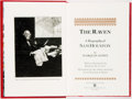 Books:Biography & Memoir, Marquis James. The Raven: A Biography of Sam Houston. NewYork: Book-of-the-Month Club, Inc., [1990]....