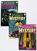 Bronze Age (1970-1979):Horror, House of Mystery Group (DC, 1968-74) Condition: Average FN....(Total: 14 Comic Books)