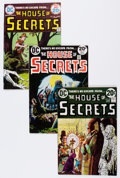 Bronze Age (1970-1979):Horror, House of Secrets Group (DC, 1973-75) Condition: Average FN/VF....(Total: 23 Comic Books)