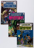 Bronze Age (1970-1979):Horror, House of Secrets/House of Mystery Group (DC, 1970-74) Condition:Average VG.... (Total: 31 Comic Books)