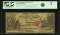 New Haven, CT - $5 Original Fr. 397a The National New Haven Bank Ch. # 1243 PCGS Good 6