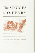 Books:Fine Press & Book Arts, [Limited Editions Club] John Groth, illustrator. SIGNED. [O. Henry]The Stories of O. Henry. Limited Editions Club, ...