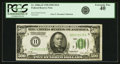 Fr. 2200-H $500 1928 Federal Reserve Note. PCGS Extremely Fine 40