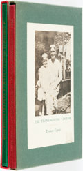 Books:Literature 1900-up, Truman Capote. SIGNED/LIMITED. A Christmas Memory. Editionlimited to 600 numbered copies. Signed by the author. ... (Total: 2Items)