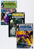 Bronze Age (1970-1979):Horror, The Phantom Stranger Group (DC, 1969-76) Condition: Average VG....(Total: 30 Comic Books)