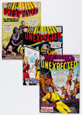 Silver Age (1956-1969):Horror, Tales of the Unexpected Group (DC, 1961-64) Condition: AverageVG.... (Total: 15 Comic Books)