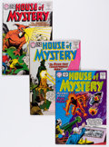 Silver Age (1956-1969):Horror, House of Mystery Group (DC, 1961-68) Condition: Average FN....(Total: 20 Comic Books)
