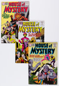 Silver Age (1956-1969):Horror, House of Mystery Group (DC, 1962-67) Condition: Average VG....(Total: 34 Comic Books)