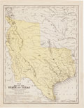 Miscellaneous:Maps, [Map]. Samuel A. Mitchell. No. 13 Map of the State ofTexas....