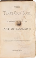 Books:Food & Wine, The Texas Cook Book....