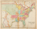 Miscellaneous:Maps, [Map]. Benjamin Tanner. United States of America....