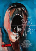 "Movie Posters:Rock and Roll, Pink Floyd: The Wall (Constantin Film, 1982). German A1 (23.25"" X33""). Rock and Roll.. ..."