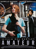 """Movie Posters:Comedy, Amateur (Diaphana, 1994). French Grande (45.5"""" X 62""""). Comedy.. ..."""