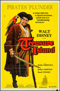 "Movie Posters:Adventure, Treasure Island & Others Lot (Buena Vista, R-1975). One Sheets(3) (27"" X 41""). Adventure.. ... (Total: 3 Items)"