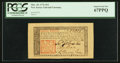 Colonial Notes:New Jersey, New Jersey March 25, 1776 18d PCGS Superb Gem New 67PPQ.. ...