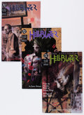 Modern Age (1980-Present):Horror, Hellblazer #1-3 Group (DC, 1988-89) Condition: Average NM-....(Total: 15 Comic Books)