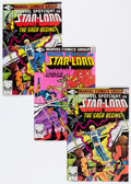 Modern Age (1980-Present):Superhero, Marvel Spotlight #6 and 7 Star-Lord Group (Marvel, 1980) Condition:Average VF/NM.... (Total: 9 Comic Books)