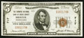 National Bank Notes:Pennsylvania, Bristol, PA - $5 1929 Ty. 1 The Farmers NB of Bucks County Ch. # 717. ...